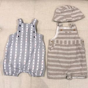 Janie and Jack- set of two layettes